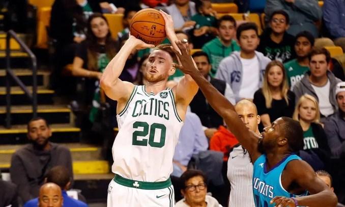 Boston Celtics, Gordon Hayward, NBA