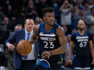Jimmy Butler, Minnesota Timberwolves, NBA