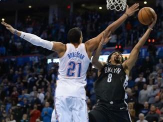 Andre Roberson, NBA, Oklahoma City Thunder