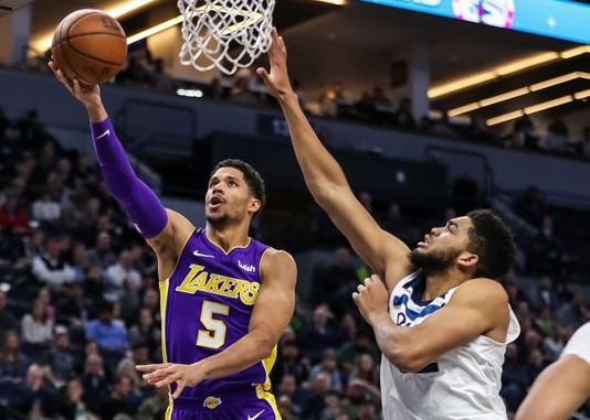 3ea438c14bd Los Angeles Lakers  3 Reasons Why Josh Hart Should Start