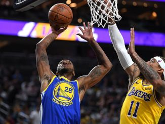 Alfonzo McKinnie, Golden State Warriors