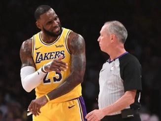 LeBron Jame, Los Angeles Lakers