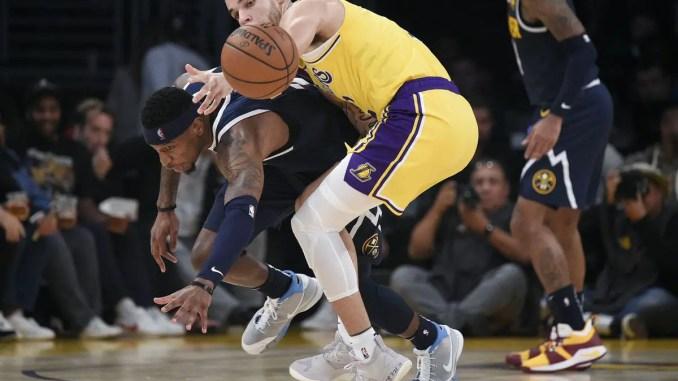 Lonzo Ball, Los Angeles Lakers, NBA
