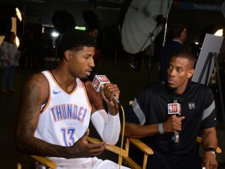 Paul George, Oklahoma City Thunder