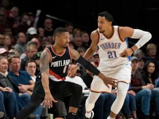 Andre Roberson, Oklahoma City Thunder, Damian Lillard, Portland Trail Blazers, Miami Heat, NBA Rumors, Kevin Durant, James Harden, Kyrie Irving