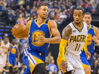 Golden State Warriors, Stephen Curry, Indiana Pacers, Monta Ellis