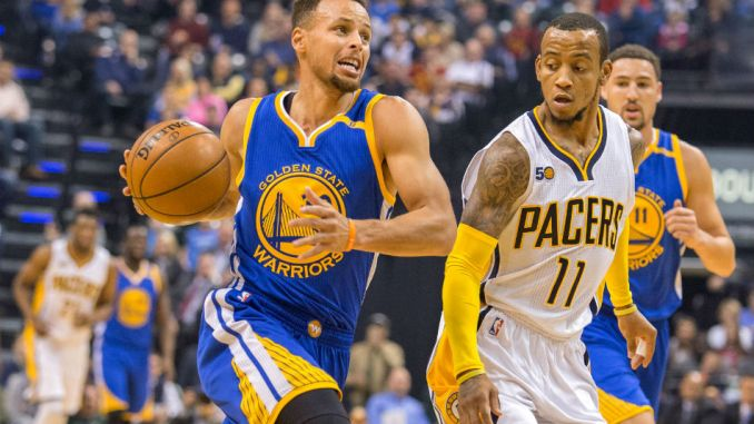 newest 5310e 5aacb Golden State Warriors: It Was Either Monta Ellis Or Stephen ...
