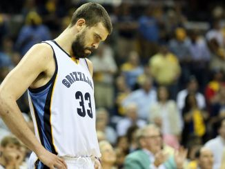 Marc Gasol, Memphis Grizzlies, Los Angeles Lakers