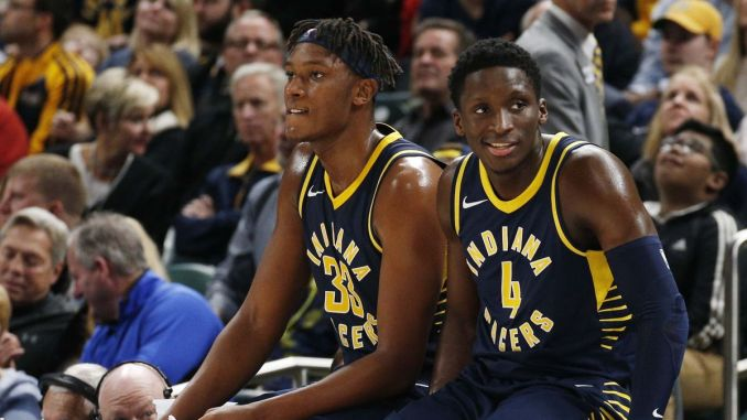 Indiana Pacers, Myles Turner, NBA, Victor Oladipo, Pelicans