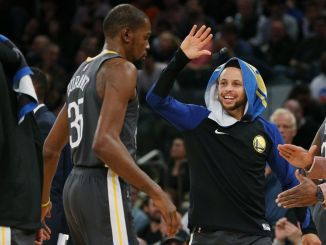 Golden State Warriors, Kevin Durant, Stephen Curry
