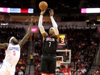 Carmelo Anthony, Houston Rockets, Montrezl Harrell, Los Angeles Clippers, NBA