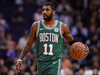 Kyrie Irving, Boston Celtics, NBA
