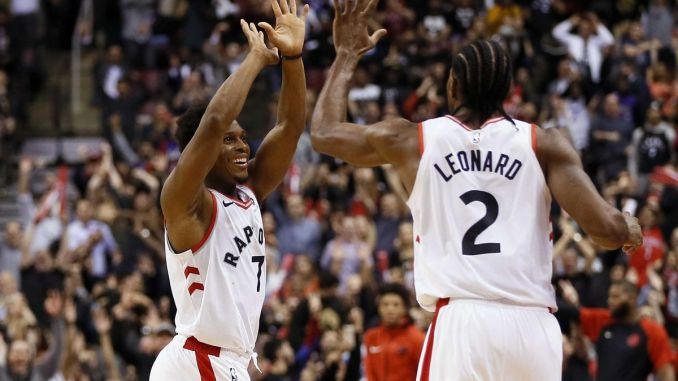 11d5f6d582c Toronto Raptors  The NBA s Best Hope Against The Golden State Warriors