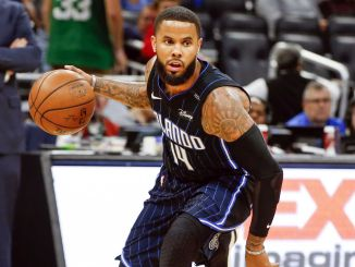 D.J. Augustin, Orlando Magic, NBA