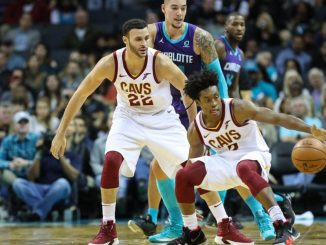 Collin Sexton, Cleveland Cavaliers, Willy Hernangomez, Charlotte Hornets
