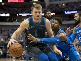 Luka Doncic, Dallas Mavericks, Paul George, Oklahoma City Thunder, NBA