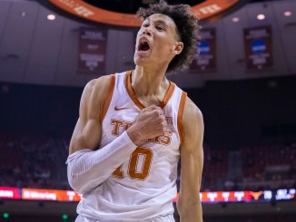Jaxson Hayes, Texas Longhorns, NBA Draft, NBA