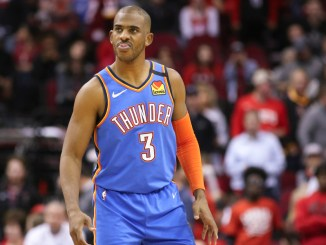 Chris Paul, Thunder