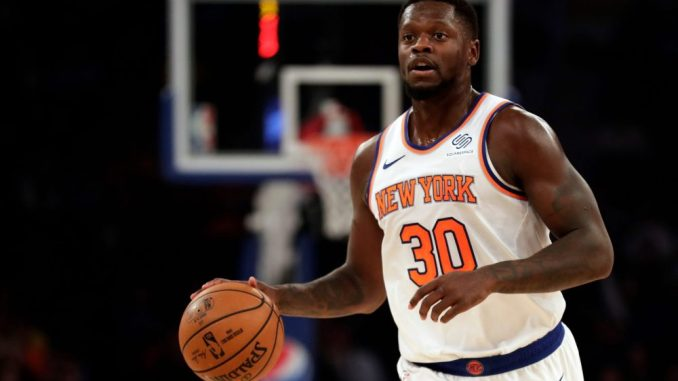 Julius Randle, New York Knicks, Denver Nuggets, Los Angeles Clippers, Boston Celtics, NBA Rumors, Raptors, Hornets, Miami Heat