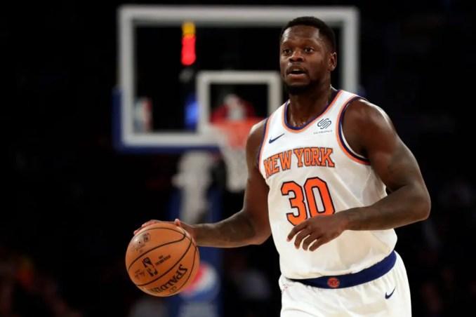 Julius Randle, New York Knicks, Denver Nuggets, Los Angeles Clippers, Boston Celtics, NBA Rumors, Raptors, Hornets, Miami Heat