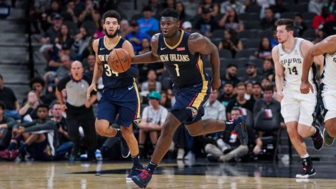 Zion Williamson, Pelicans