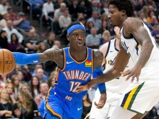 Timberwolves, Dennis Schroder, Thunder, Steven Adams, Los Angeles Lakers, Oklahoma City Thunder, NBA Rumors, Los Angeles Lakers