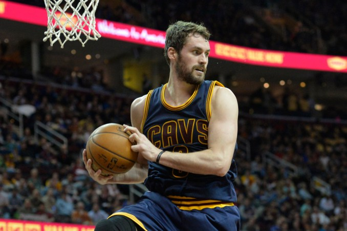 Kevin Love, Lakers, Pacers, Cavaliers