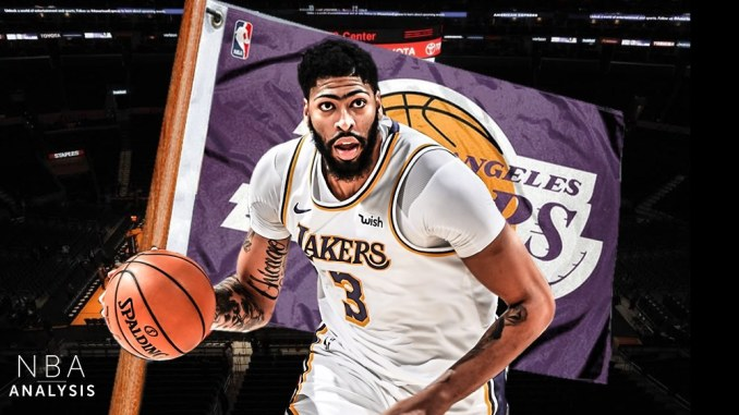 Anthony Davis, Lakers