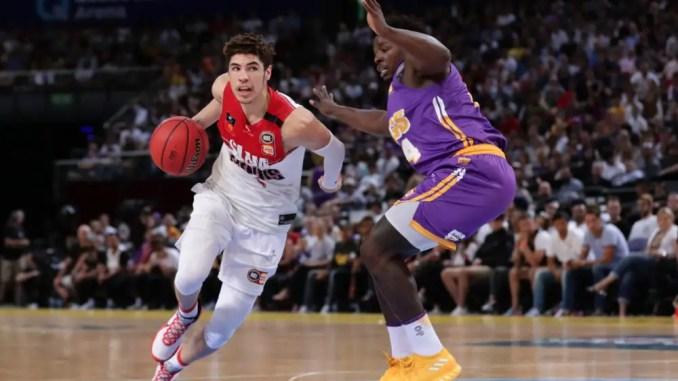 LaMelo Ball, NBA Draft