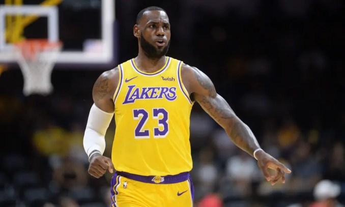 NBA Rumors, LeBron James
