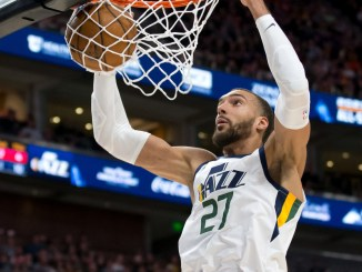 Rudy Gobert, Utah Jazz, Celtics, Warriors, Dallas Mavericks, NBA Rumors