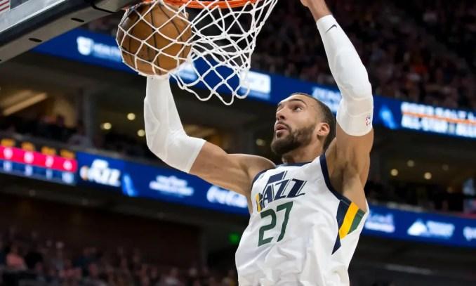 Rudy Gobert, Utah Jazz, Celtics, Warriors, Dallas Mavericks, NBA Rumors