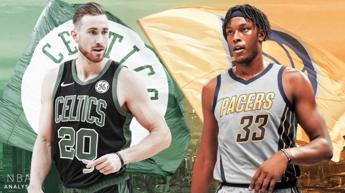This Myles Turner Gordon Hayward Trade Is Ideal For Pacers Celtics