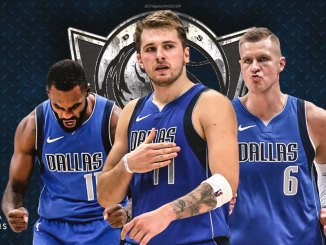 Dallas Mavericks, Luka Doncic, Kristaps Porzingis, Tim Hardaway Jr