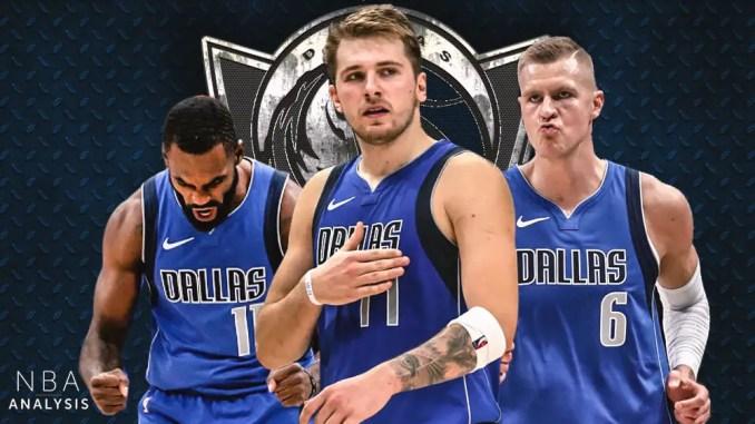 Dallas Mavericks, Luka Doncic, Kristaps Porzingis, Tim Hardaway Jr