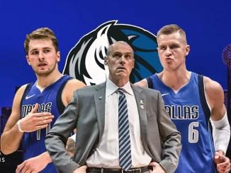 Dallas Mavericks, Clippers, Luka Doncic, Kristaps Porzingis, Rick Carlisle