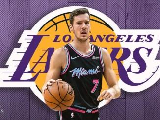 Goran Dragic, Lakers