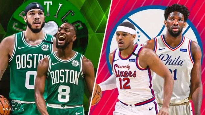 Celtics, 76ers, Joel Embiid, Jayson Tatum