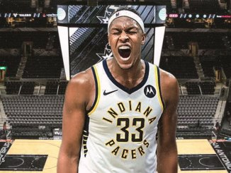Myles Turner, Pacers, Spurs