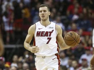 Goran Dragic, Lakers, Heat