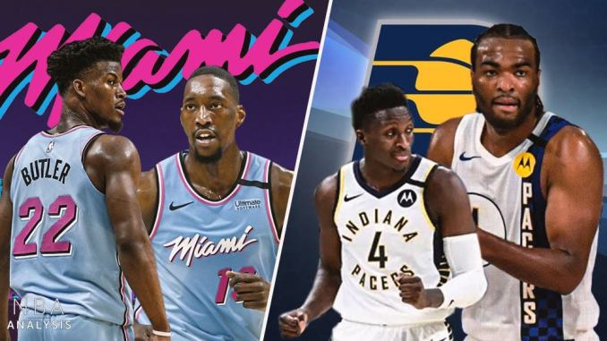 Pacers, Heat