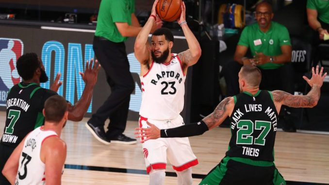Fred VanVleet, Raptors, New York Knicks, NBA Free Agency, NBA