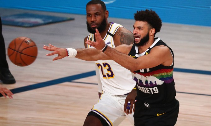 Nuggets, Jamal Murray, Lakers, LeBron James, Stephen Curry, Warriors