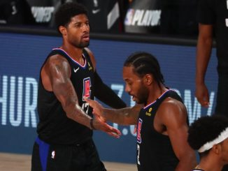 Paul George, Los Angeles Clippers, Kawhi Leonard, NBA Trade Rumors, Warriors