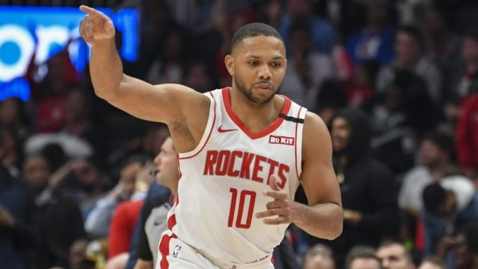 Eric Gordon, Atlanta Hawks, Houston Rockets, Milwaukee Bucks, Miami Heat, Los Angeles Clippers, NBA Rumors, Los Angeles Lakers, LeBron James, Anthony Davis, Warriors