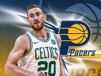 Gordon Hayward, Pacers, Celtics