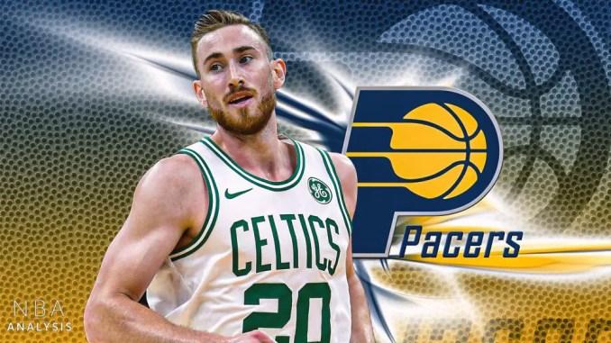 Gordon Hayward, Pacers, Celtics