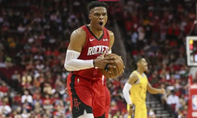 Russell Westbrook, Knicks, Rockets