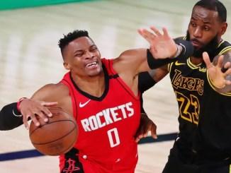 Russell Westbrook, LeBron James, Lakers, Houston Rockets, Orlando Magic, NBA Rumors, New York Knicks, PJ Tucker, Miami Heat, Russell Westbrook, Detroit Pistons, Jazz