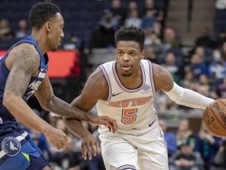 Dennis Smith Jr., Knicks, NBA Rumors
